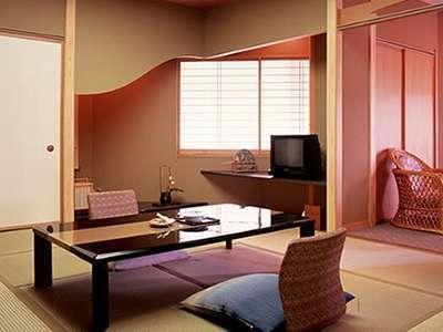 「遊仙観和室」
