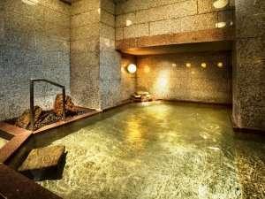 女性用大浴場 天然温泉100%
