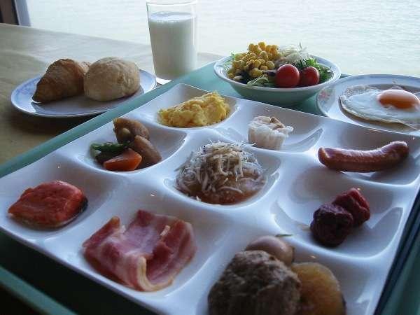 朝食バイキング洋食イメージ