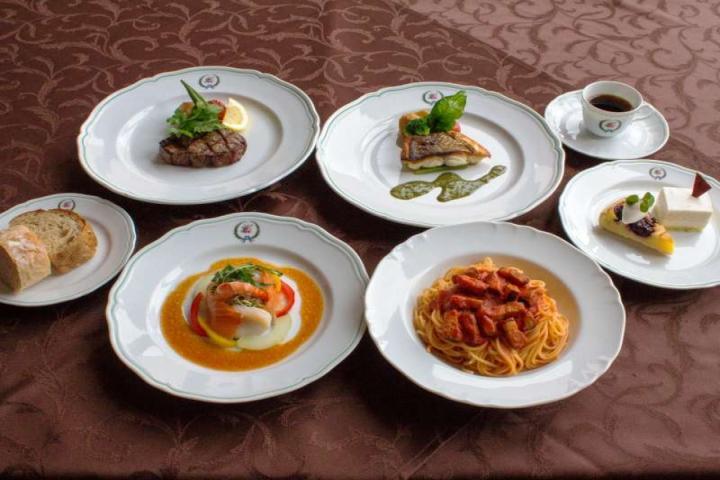 イタリアン料理一例