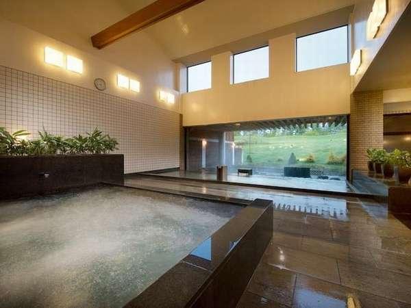 温泉大浴場「相生の湯」サウナやジャグジーもございます!!