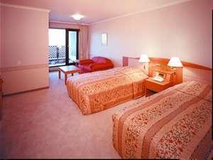 露天風呂付き客室 約49平米