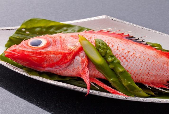 高級魚『キチジ』(キンキ) 岩手宮古で獲れた新鮮なキチジをご提供します