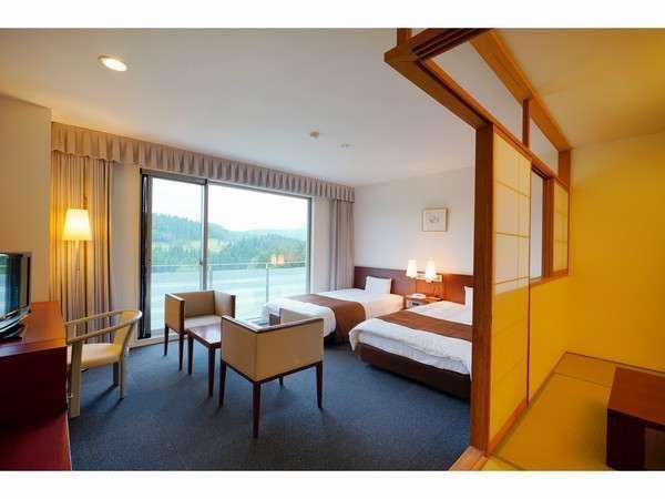 ホテルシャンベール和洋室