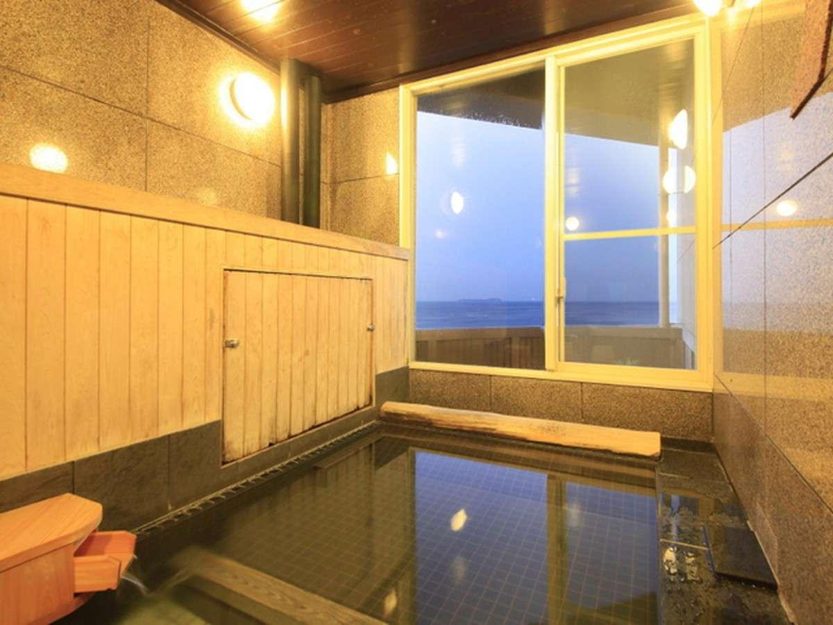展望温泉貸切寝湯【風】は2018年夏にリニューアルOPEN予定でございます。