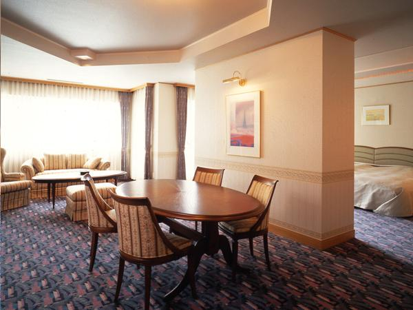 11階洋室特別室ハイグレードな宿泊をどうぞお過ごし下さい。