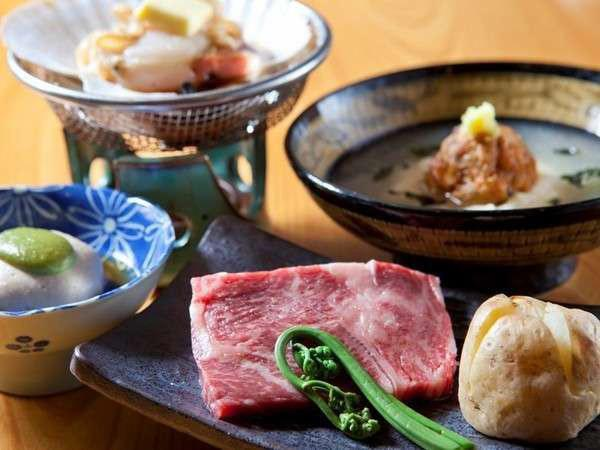 ◇和食処◇「郷の味しらかば」>一品一品丁寧にお客様のもとへ
