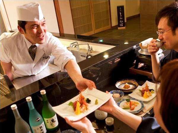 ◇和食処◇「郷の味しらかば」>一客一亭のおもてなしと豪快かつ繊細な料理に舌鼓