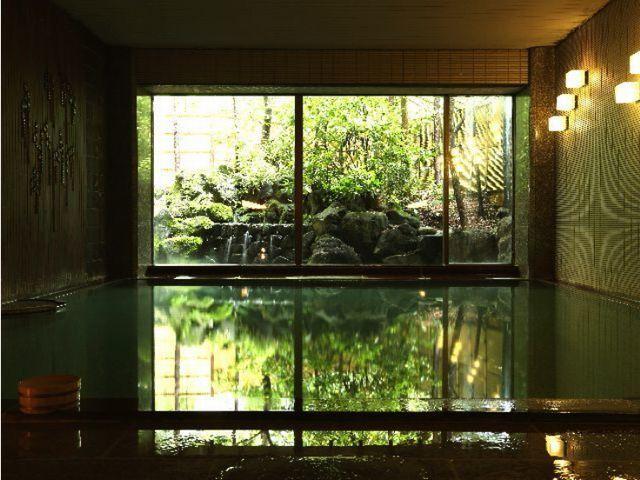 【別湯】=1日20組限定=大浴場とは別に、知る人ぞ知る(?)別湯がございます。(有料)