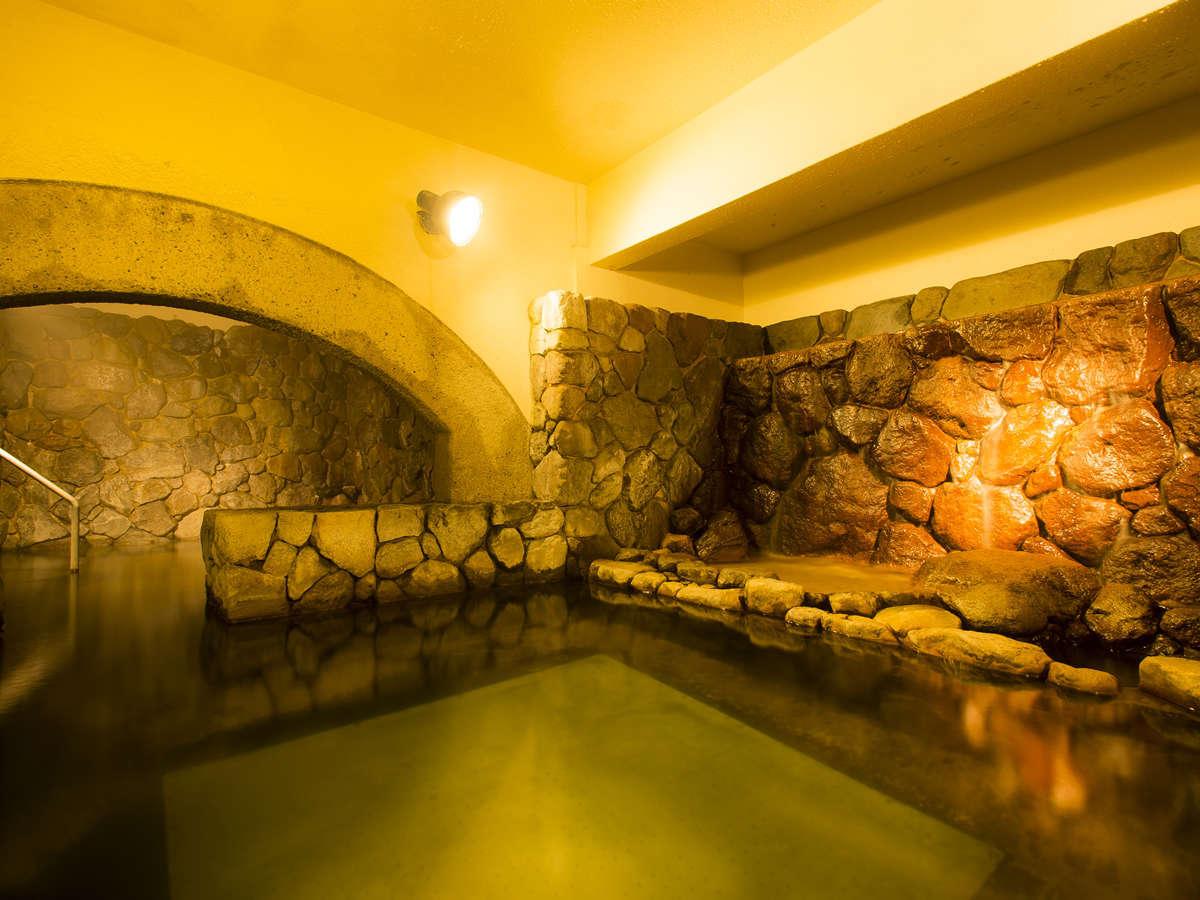 菊湯殿 内風呂ジャグジー
