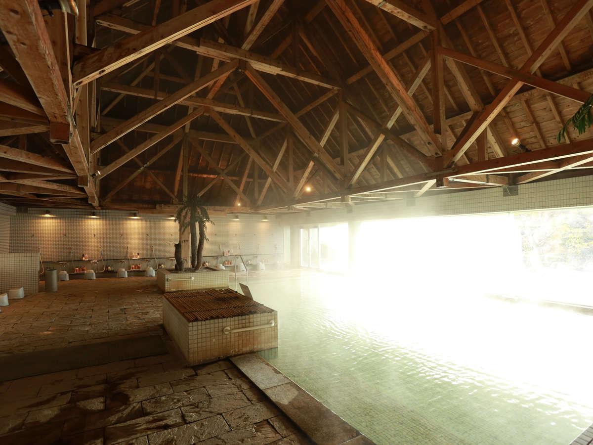 楠湯殿 内風呂