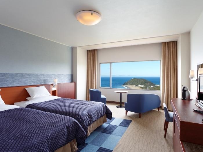 ホテル 伊良湖 ビュー