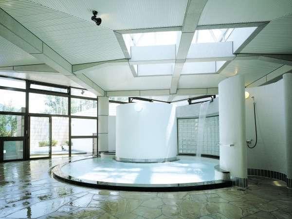 大浴場「クアカーディナル」ジャグジー、うたせ湯