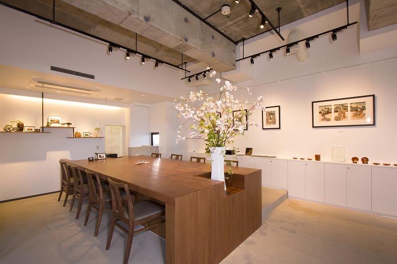 カフェ ギャラリーi(1階ロビー)