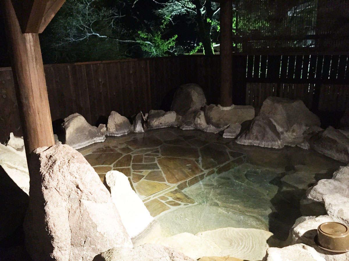 露天風呂イメージ(夜)