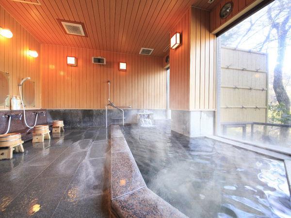 風神の湯・内風呂