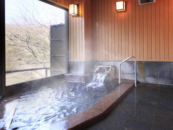 雷神の湯・内風呂