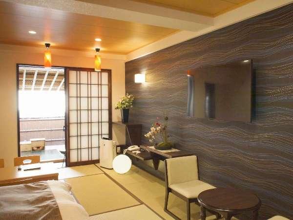 伊豆高原 露天風呂付き客室