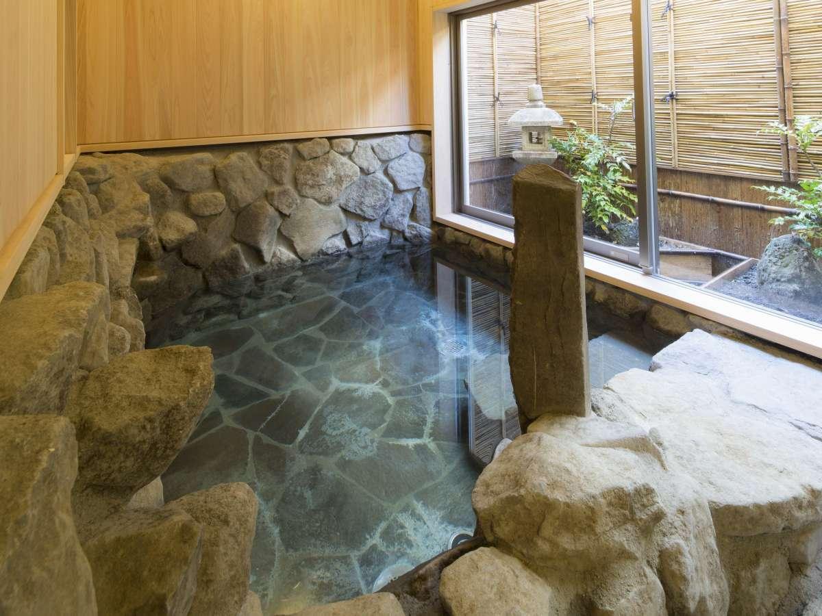 貸切風呂【岩風呂】