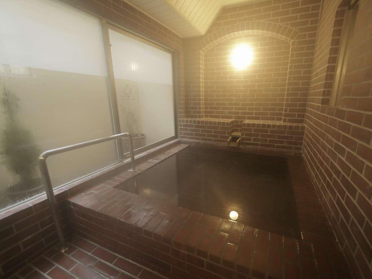 貸切風呂【煉瓦風呂】