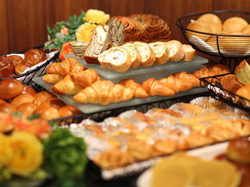 <朝食バイキング>1日の始まりに種類豊富な朝食をご用意いたします。