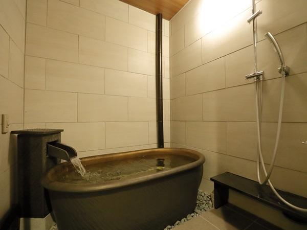 プレミアムダブル お風呂イメージ