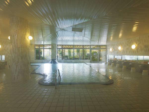 大浴場枇杷の湯 内風呂