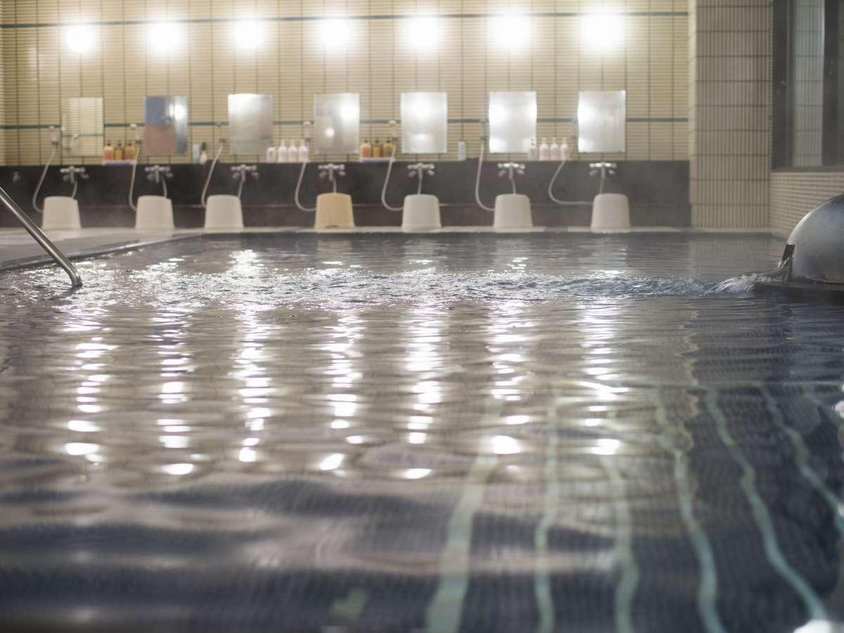 大浴場「羽衣の湯」