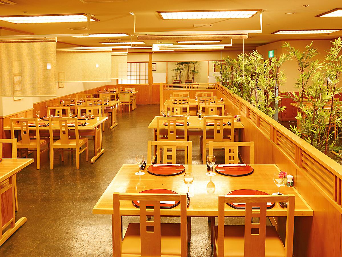 日本料理レストラン「まほろば」