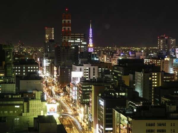 高層階客室からの夜景(イメージ)