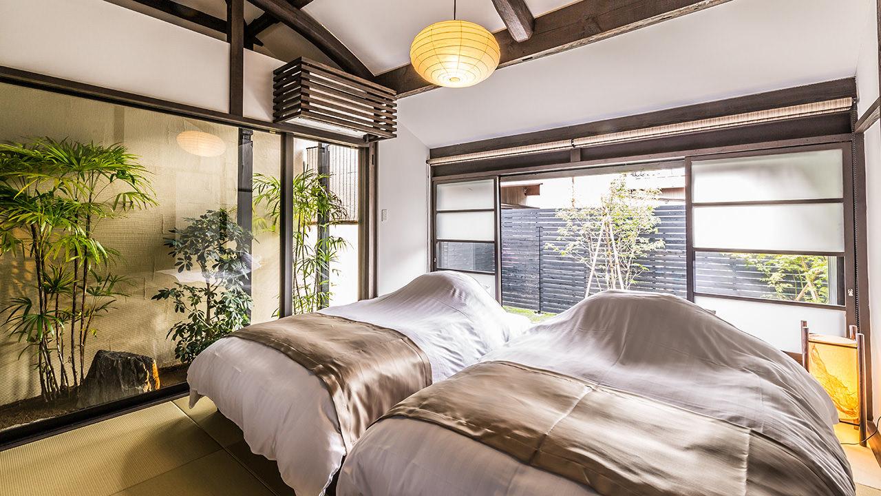 千草-ベッドルーム-