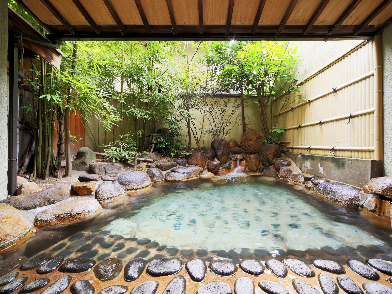 入替制浴場/露天風呂