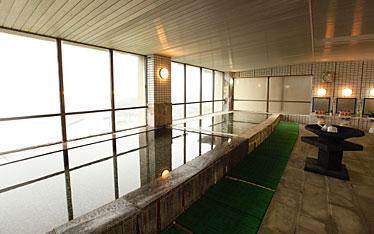 写真:大浴場「パノラマスパ」