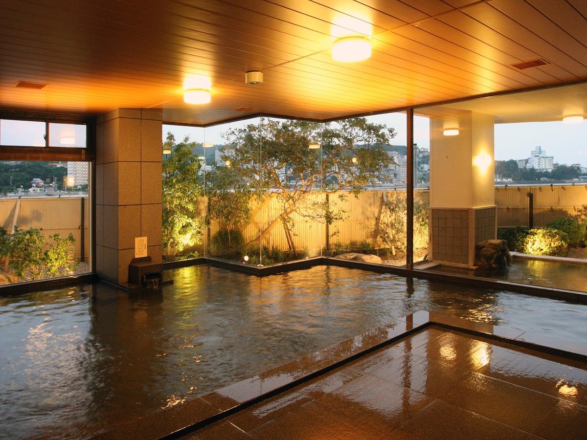 「松風」大浴場