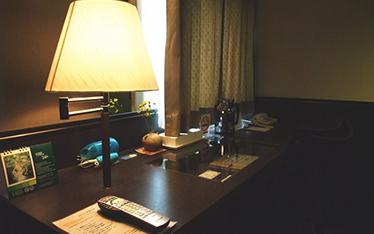 写真:リラックス・シングル(洋室15平方m)