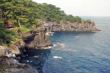 写真:城ヶ崎海岸