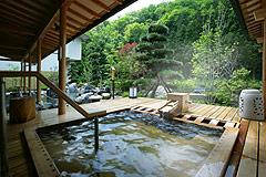 写真:喜久の湯 青森ひば風呂
