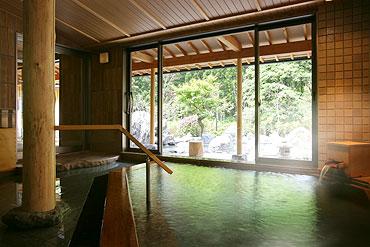 写真:喜久の湯 内湯