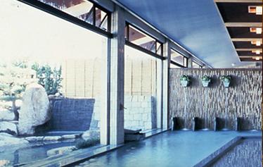 写真:大浴場(男女別一箇所)