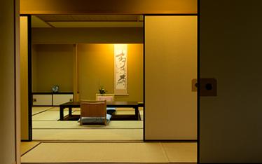 写真:貴賓室