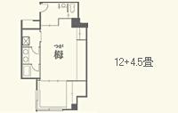 北館客室 榎(えのき)・栂(つが)・椹(さわら)・櫟(くぬぎ)