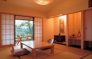 写真:茄子のはなの客室イメージ