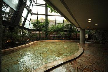 写真:大浴場 四季の湯