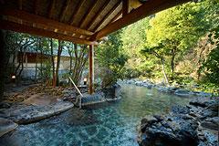 写真:姉妹館 椎葉山荘 しいばの湯