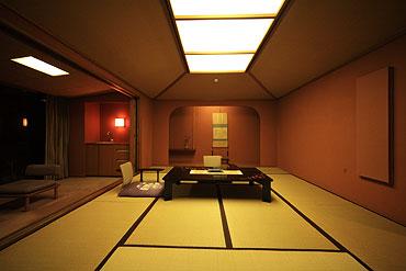 写真:東館客室