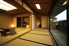 写真:東館 特別室 松琴亭