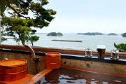 写真:老松 展望風呂