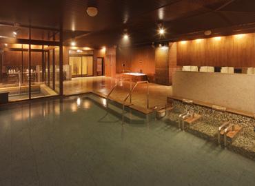 八番館大浴場