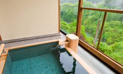 グレードアップ和室(露天風呂付き)