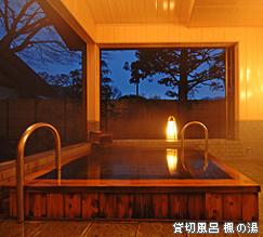 貸切風呂 楓の湯